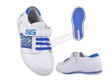 Кроссовки BG1715-03, белый/синий