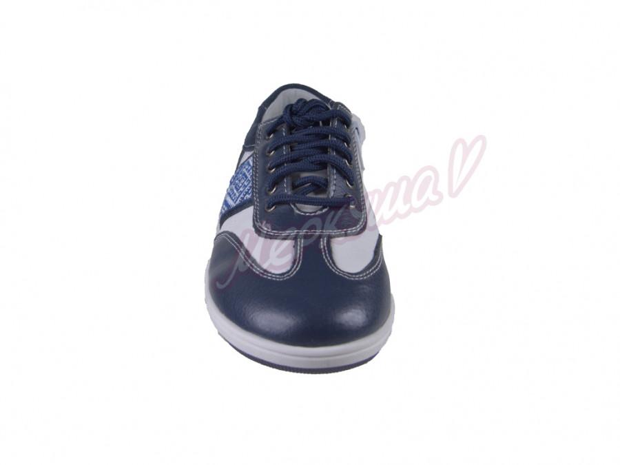 Кроссовки BG1715-37, синий