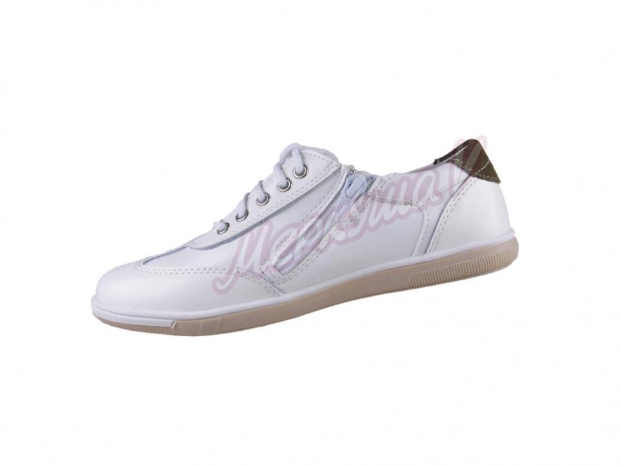 Кроссовки BG1715-39, белый