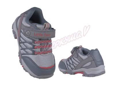 Кроссовки LD1115-7815G, серый
