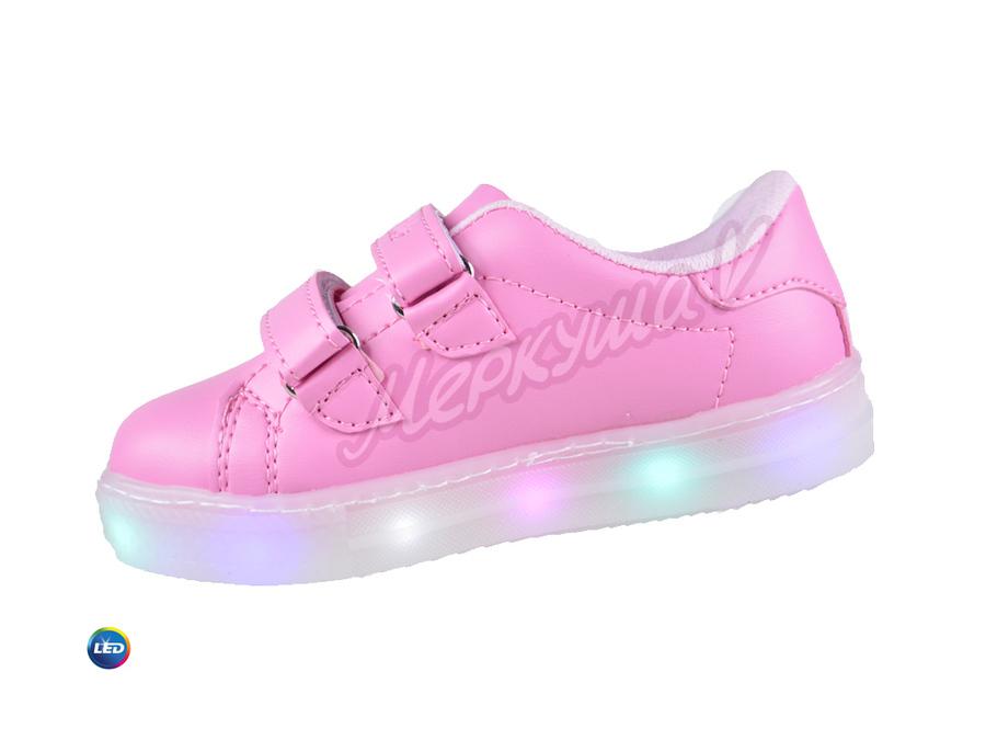 Кроссовки Mini cupay 700-06, розовый