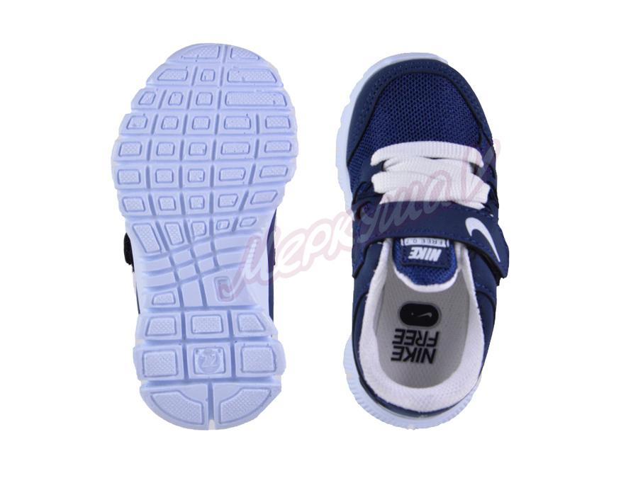 Кроссовки NIKE 2201-1, синий