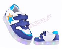 Кроссовки Panda orthopedic 6360-37-57-50, белый/синий