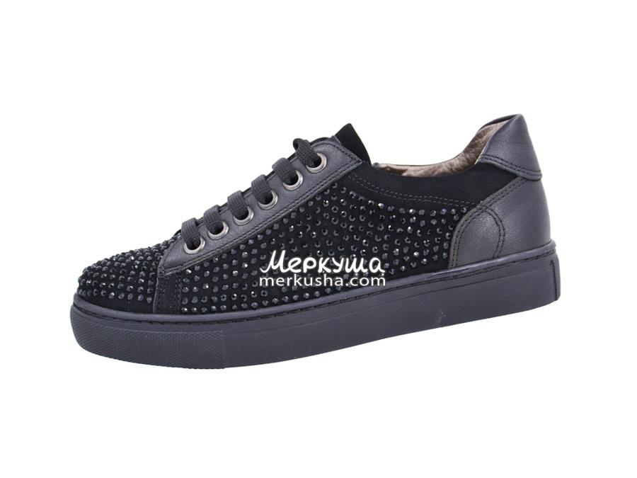 Кроссовки Tirenti DSC0209, чёрный