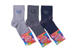 Носки 3-10095 Классика, светло-серый