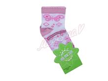 Носочки 3-10096 , розовый