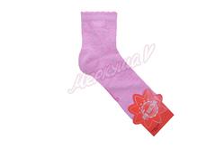 Носочки 3-40069 , розовый