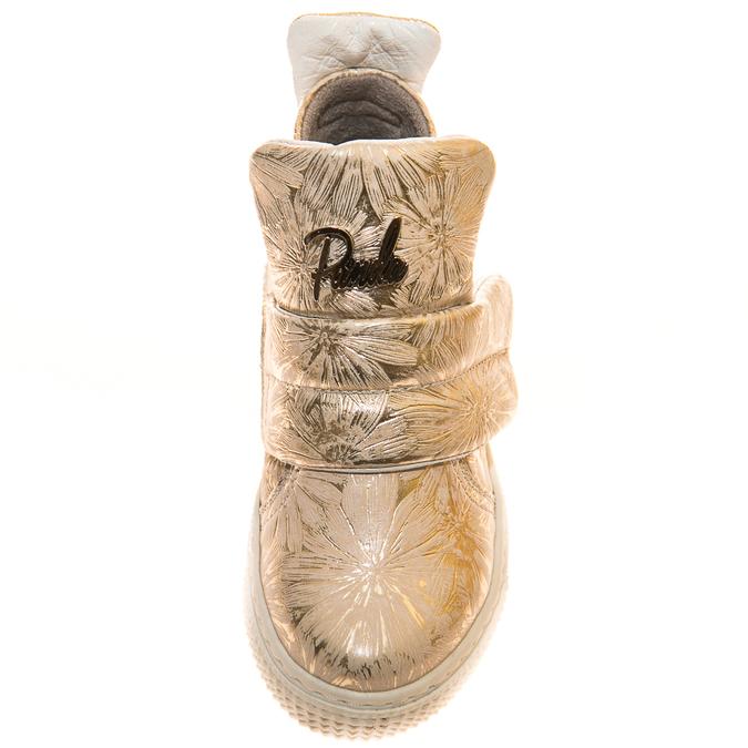 Ботинки д/с 1824(11) золото (26-30)