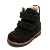 Ботинки зима Panda 126(01)черн.нубук(21-25)