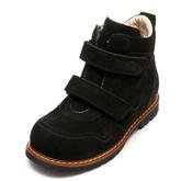 Ботинки зима Panda 141(01)черн.нубук(26-30)