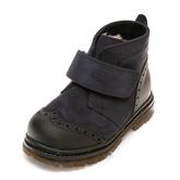 Ботинки зима 285P(300)тем.син(26-30)