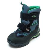 Ботинки зима Panda 329(1)син.зелен.(26-30) PN