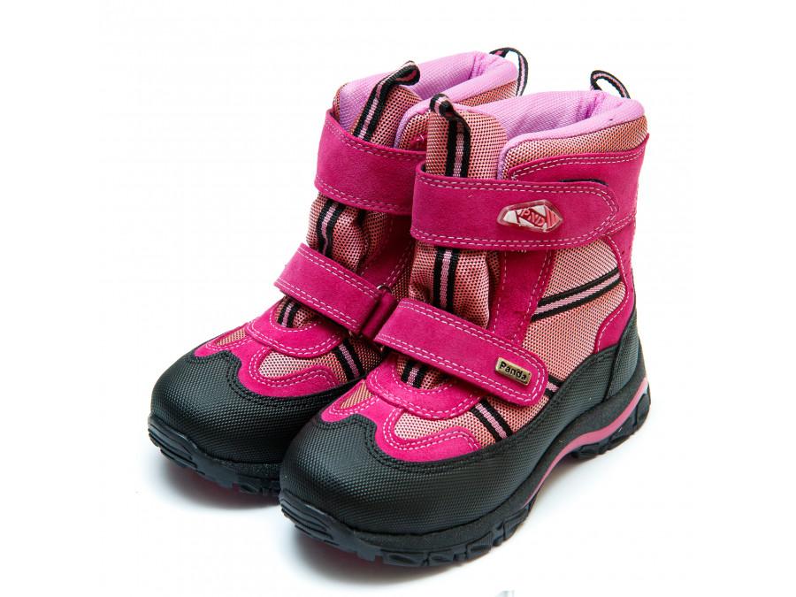 Ботинки зима Panda 329(6)роз.(31-36) PN