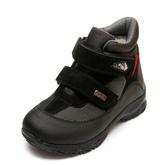 Ботинки зима Panda 330(1)черные(31-36)