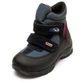Ботинки зима Panda 330(2)синие(31-36)