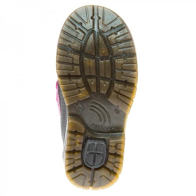 Ботинки зима 500(312) малиновые