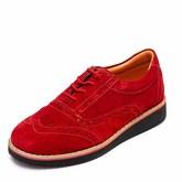 Туфли T207(1)PR красные (26-31)