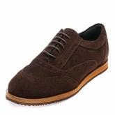 Туфли T207(80)Prada шоколад (31-36)