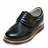 Туфли T222(20-27)Prada чёрный лак (21-25)