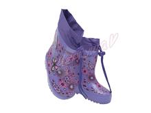 Резиновые сапоги RG-09B, фиолетовый