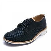 Туфли Sibel Bebe 3531-1 синяя замша (31-35)