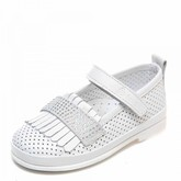 Туфли 4122-1 белые (22-25)