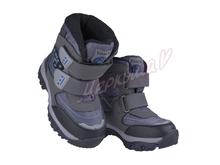 Термо ботинки C-T58-56-C, серый