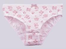 Трусики  4193 Нежный цветок, бледно-розовый