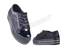 Туфли KK1817-58, чёрный