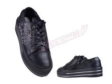 Туфли KK1817-59, чёрный