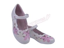 Туфли QQ13A3-312, белый