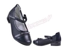Туфли ZS2816-28, чёрный