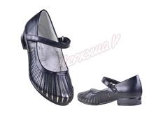 Туфли ZS2816-32, чёрный