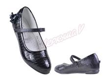 Туфли ZS2816-9, чёрный
